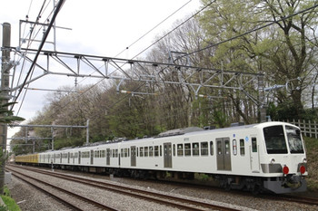 2014年4月5日 12時13分頃、1249F+263Fの新秋津ゆき回送列車。