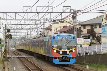 2014年5月5日、秋津、3011Fの4141レ。