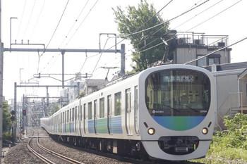 2014年5月16日、池袋~椎名町、32104F+38112Fの準急 西武秩父ゆき4209レ。