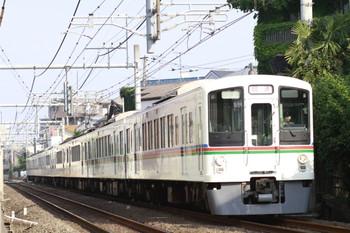 2014年5月24日、池袋~椎名町、1001レ用の送り込み上り回送列車 4003F+4023F。
