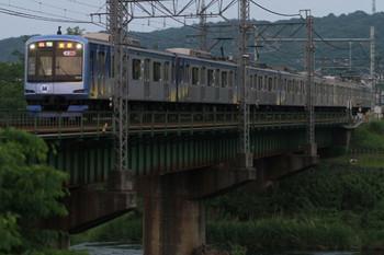 2014年5月25日、仏子~元加治、Y515Fの3703レ。