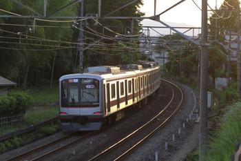 2014年6月15日、元加治、3701レの東急5172F。