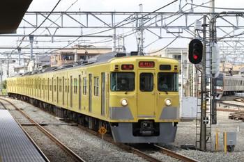 2014年6月14日、所沢、東村山ゆきの5710レ。