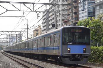 2014年6月26日、高田馬場~下落合、20107F。