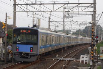 2014年7月25日、西所沢、20103Fの5103レ。
