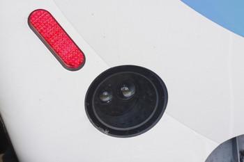 2014年8月1日、クハ30101の前照灯アップ。