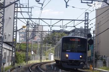2014年8月19日、高田馬場~下落合、20158Fの5137レ。
