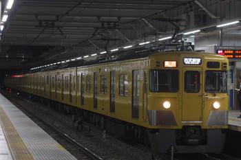 2014年9月17日、所沢、(<-新宿)2401F+2003Fの2682レ。