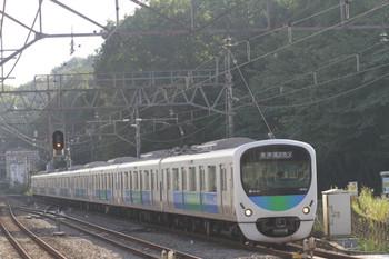2014年10月20日、仏子、38104Fの西武秩父ゆき各停 5091レ。