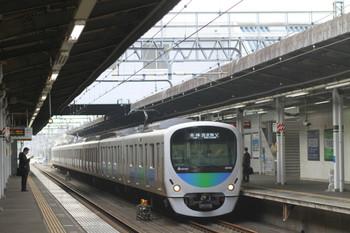 2014年10月31日、武蔵藤沢、38109Fの5091レ。4209レは32105F+38109Fでした。