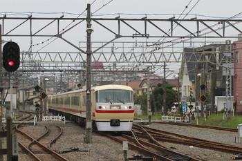 2014年11月1日10時51分頃、東村山、4番ホームに到着する10105Fの下り臨時特急。