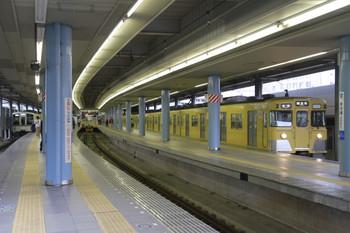 2014年11月2日 14時6分頃、本川越、右が2029Fの5710レ。左端が4021Fの回送列車。