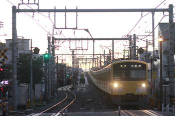 2014年11月14日、大泉学園、3009Fの5203レ。