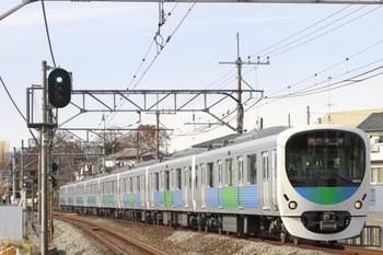 2014年12月7日、元加治、38116Fの2140レ。