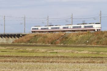 2014年11月30日、犀潟~くびき、1007M。