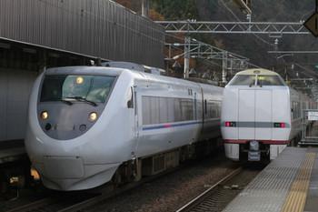 2014年11月30日、虫川大杉、1011Mと1010Mの交換。