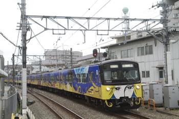 2014年12月20日 9時35分頃、狭山市、3011Fの下り回送列車。