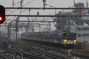 2014年12月20日 15時49分頃、練馬、3011Fの上り臨時列車。