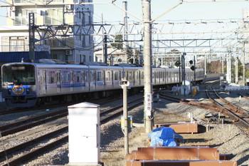 2015年1月12日、小川、2348レの20158F。