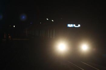2015年2月6日、元加治、到着する38107F+32104Fの3102レ。