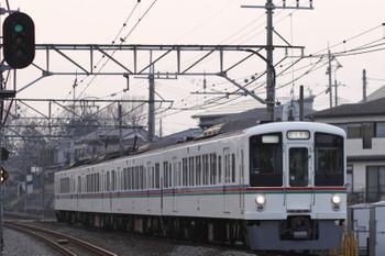 2015年3月15日 17時14分頃、元加治、4015Fの上り団体臨時列車。
