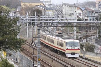 2015年3月21日 10時55分ころ、国分寺〜恋ヶ窪、10105Fの上り臨時列車。