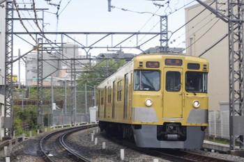 2015年4月15日、高田馬場〜下落合、2003Fの5137レ。