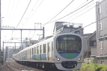 2015年5月1日、池袋~椎名町、32105F+38109Fの西武秩父ゆき準急 4209レ。