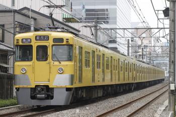 2015年5月9日、高田馬場~下落合、2401F+2011Fの5809レ。