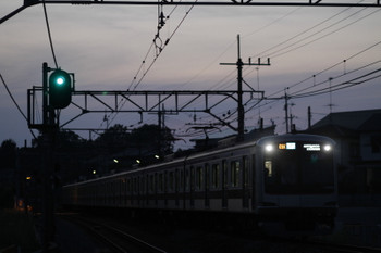 2015年5月17日、元加治、東急5166Fの3706レ。