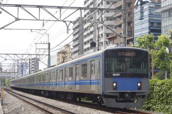 2015年5月18日、高田馬場~下落合、20157Fの5822レ。