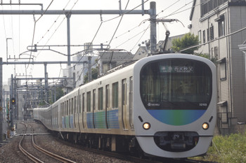 2015年5月18日、池袋~椎名町、32102F+38105Fの4209レ。