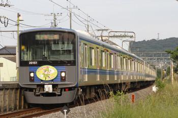 2015年5月23日、元加治、20151F「いこいーな」の4145レ。