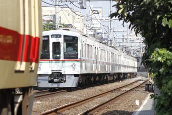 2015年5月31日、池袋~椎名町、10105Fの68レと4005F+4009Fの1003レ。