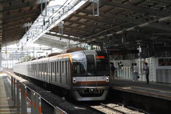 2015年5月31日、祐天寺、メトロ10131Fの特急 西武球場前ゆき。