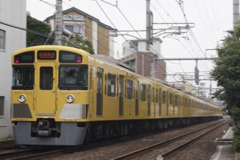 2015年5月28日、池袋~椎名町、2097Fほかの西武秩父ゆき4209レ。