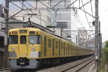 2015年5月29日、高田馬場〜下落合、2403F+2061Fの2801レ。