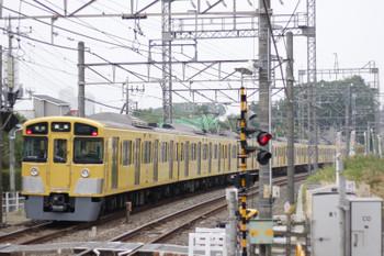 2015年6月3日、西所沢、2063F+2465Fの5103レ。