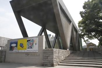 2015年8月2日、東京都現代美術館前。