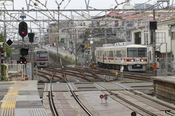 2015年9月6日、京成津田沼。