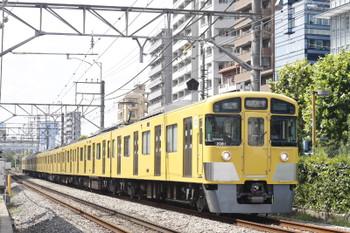 2015年9月4日、高田馬場〜下落合、2081Fの5130レ。