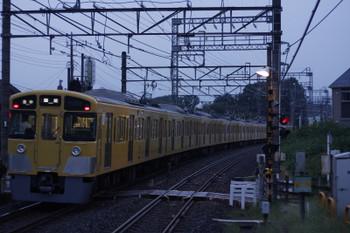 2015年9月4日、西所沢、2063F+2453Fの5103レ。