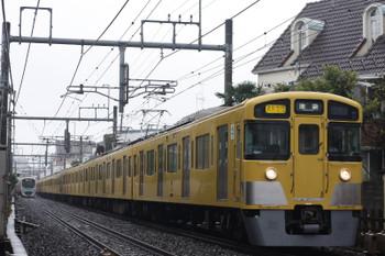 2015年9月25日、池袋~椎名町、2501F+2503F+2461Fの2508レ。