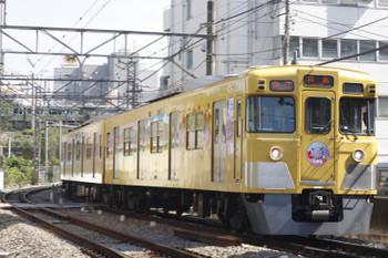 2015年10月9日、高田馬場~下落合、2021F+2527Fの2325レ。