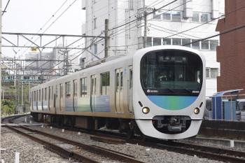 2015年10月21日、高田馬場~下落合、38102Fの5137レ。