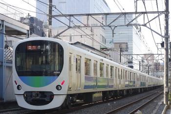 2015年11月4日、高田馬場~下落合、30105Fの2325レ。