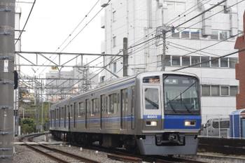 2015年11月9日、高田馬場~下落合、6102Fの2325レ。