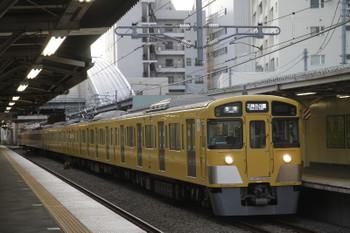 2015年12月6日、椎名町、2531F+2533Fの5603レ。