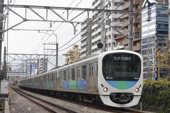 2015年12月17日、高田馬場~下落合、38102Fの5128レ。