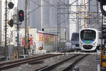 2015年12月25日、高田馬場~下落合、10106Fの118レと30102Fの2639レ。i